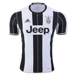 Juventus 16/17 Authentic Home Soccer Jersey
