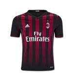 AC Milan 16/17 Youth Home Soccer Jersey