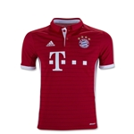 Bayern Munich 16/17 Youth Home Soccer Jersey