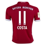 Bayern Munich 16/17 COSTA Youth Home Soccer Jersey