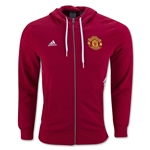 Manchester United 3-Stripe Hoody