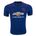 Manchester United 16/17 Authentic Away Soccer Jersey