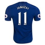 Manchester United 16/17 JANUZAJ Authentic Away Soccer Jersey