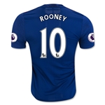 Manchester United 16/17 ROONEY Authentic Away Soccer Jersey