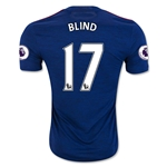 Manchester United 16/17 BLIND Away Soccer Jersey