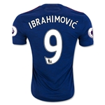 Manchester United 16/17 IBRAHIMOVIC Away Soccer Jersey
