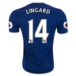 Manchester United 16/17 LINGARD Away Soccer Jersey