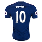 Manchester United 16/17 ROONEY Away Soccer Jersey