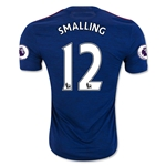 Manchester United 16/17 SMALLING Away Soccer Jersey
