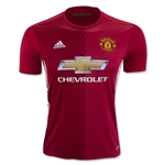 Manchester United 16/17 Home Soccer Jersey