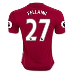Manchester United 16/17 FELLAINI Home Soccer Jersey