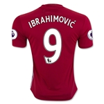 Manchester United 16/17 IBRAHIMOVIC Home Soccer Jersey