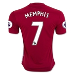 Manchester United 16/17 MEMPHIS Home Soccer Jersey