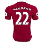 Manchester United 16/17 MKHITARYAN Home Soccer Jersey