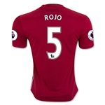 Manchester United 16/17 ROJO Home Soccer Jersey