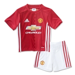 Manchester United 16/17 Home Mini Kit