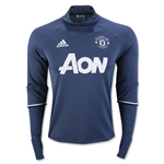 Manchester United LS Training Top