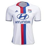 Olympique Lyonnaise 16/17 Home Soccer Jersey