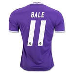 Real Madrid 16/17 BALE Away Soccer Jersey