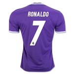 Real Madrid 16/17 RONALDO Away Soccer Jersey