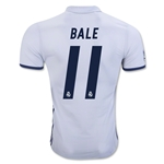 Real Madrid 16/17 BALE Authentic Home Soccer Jersey