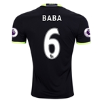 Chelsea 16/17 BABA Away Soccer Jersey