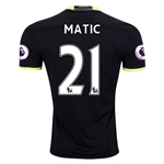 Chelsea 16/17 MATIC Away Soccer Jersey