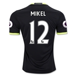 Chelsea 16/17 MIKEL Away Soccer Jersey