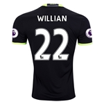 Chelsea 16/17 WILLIAN Away Soccer Jersey
