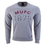 Manchester United Graphic Sweatshirt