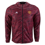 Manchester United Windbreaker Jacket