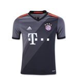 Bayern Munich 16/17 Youth Away Soccer Jersey