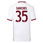 Bayern Munich 16/17 SANCHES Third Soccer Jersey