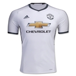 Manchester United 16/17 Authentic Third Soccer Jersey