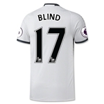Manchester United 16/17 BLIND Authentic Third Soccer Jersey