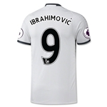 Manchester United 16/17 IBRAHIMOVIC Authentic Third Soccer Jersey