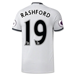 Manchester United 16/17 RASHFORD Authentic Third Soccer Jersey
