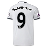 Manchester United 16/17 IBRAHIMOVIC Third Soccer Jersey