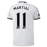 Manchester United 16/17 MARTIAL Third Soccer Jersey