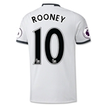 Manchester United 16/17 ROONEY Third Soccer Jersey
