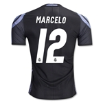 Real Madrid 16/17 MARCELO Authentic Third Soccer Jersey
