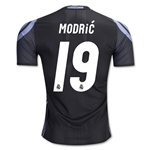 Real Madrid 16/17 MODRIC Authentic Third Soccer Jersey