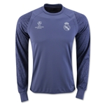 Real Madrid LS Europe Training Top