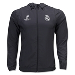 Real Madrid Europe Presentation Jacket