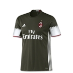 AC Milan 16/17 Youth Third Soccer Jersey
