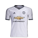 Manchester United 16/17 Youth Third Soccer Jersey