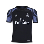 Real Madrid 16/17 Youth Third Soccer Jersey