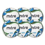 Mitre PFL Pro Futsal Ball (Six Pack)