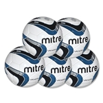 Mitre Vandis Ball 5 Pack (Blue)