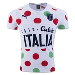 Italy Polka Dot Calcio T-Shirt